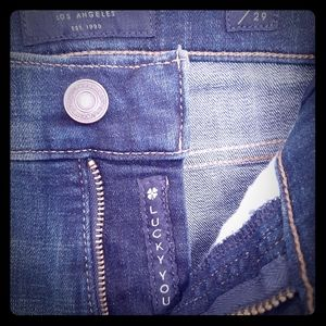 Lucky Brand Los Angeles Jeans